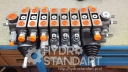 Гидрораспределитель секционный с антишоковыми клапанами комплект PC70