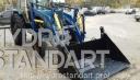 Фронтальный погрузчик с челюсным ковшом на трактора МТЗ, ЮМЗ, Т-40