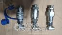 Быстроразъемное соединение, муфта БРС М20Х1.5, М27х1,5 Украина