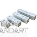 Плита монтажная импортная 5-ти секционная Cetop 3
