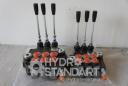 Гидрораспределитель Р80 3х секционный с плавающим 80 л/мин для Слобожанец, Т 150
