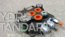 Гидрораспределитель Р80 2х секционный на Львовский погрузчик 40814, 40816, 40810, 41030