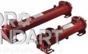 Водяной теплообменник SA081-560-L4 80-130 л/мин OMT (Италия)